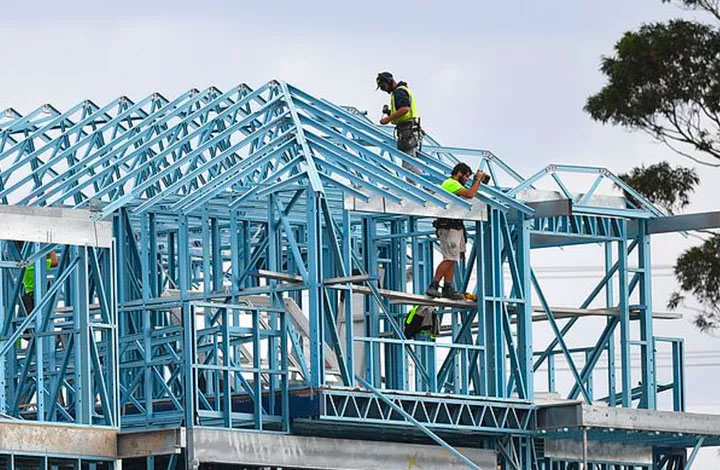 Housing Approvals Hit High in October