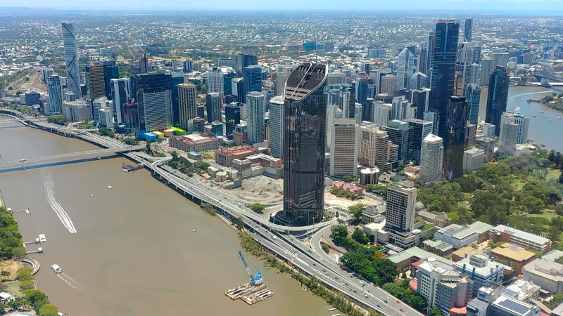 ▲ The recovery of Brisbane's apartment market is more advanced than in other cities.