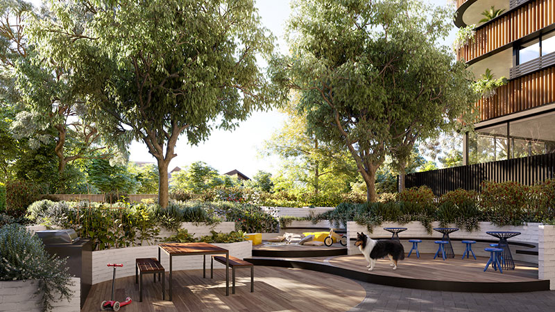 ▲ Austin Maynard Architects are the interior designers on the project. Lucent purchased the Stewart Street site for $9 million in 2016.