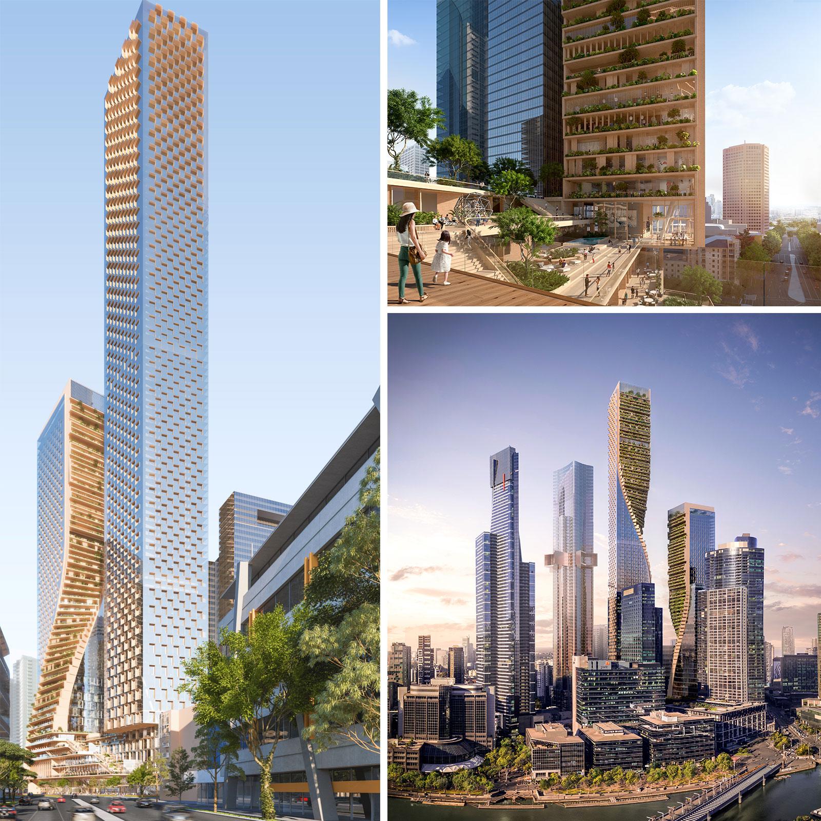 UNStudio X Cox Architecture
