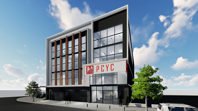 ▲ The Fortitude Valley PCYC will remain operational during construction, which is anticipated to begin in the first half of the year.