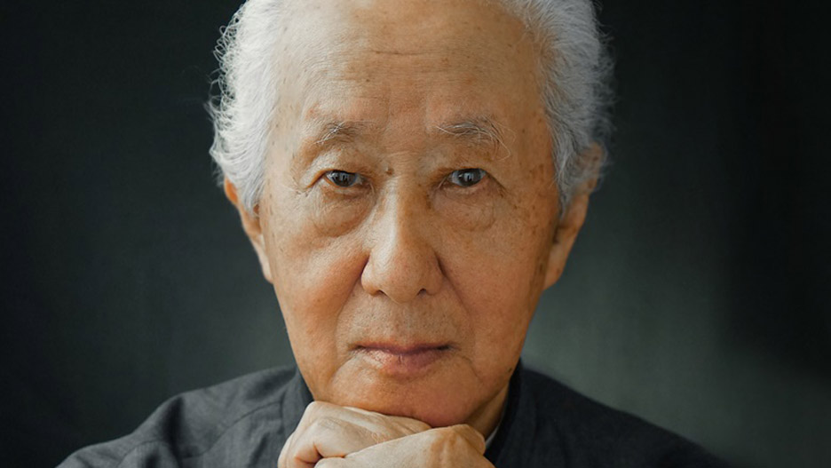 "The jury citation said Isozaki ""[possessed] a profound knowledge of architectural history and theory, and embracing the avant-garde, he never merely replicated the status quo but challenged it."""