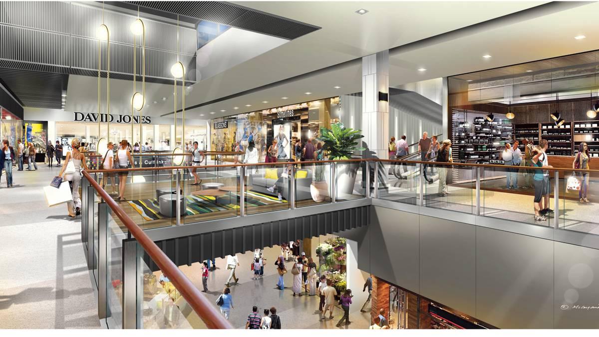 Western Sydney Parramatta Food Court