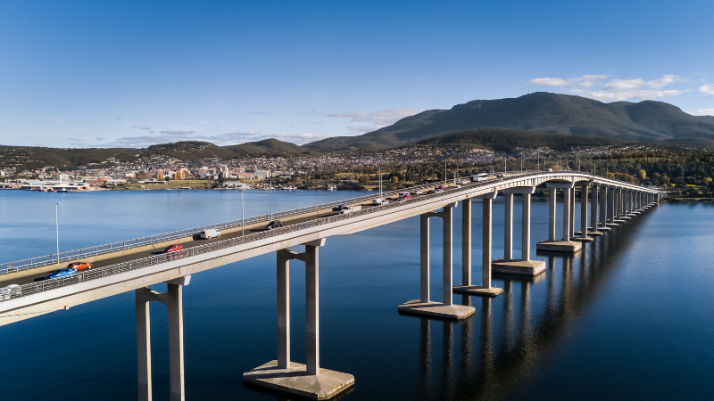 Hobart's property market has remained robust in the face of Covid-19 with property prices continuing to surge.