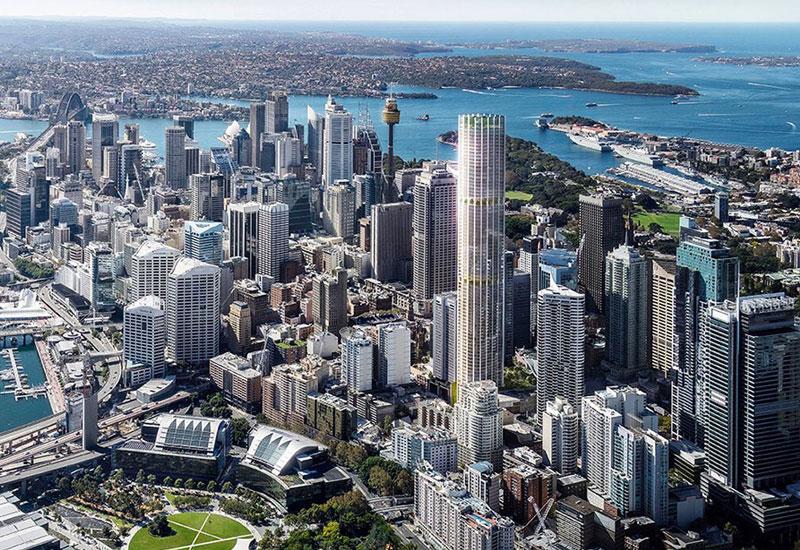 505 George Street Sydney Development Project