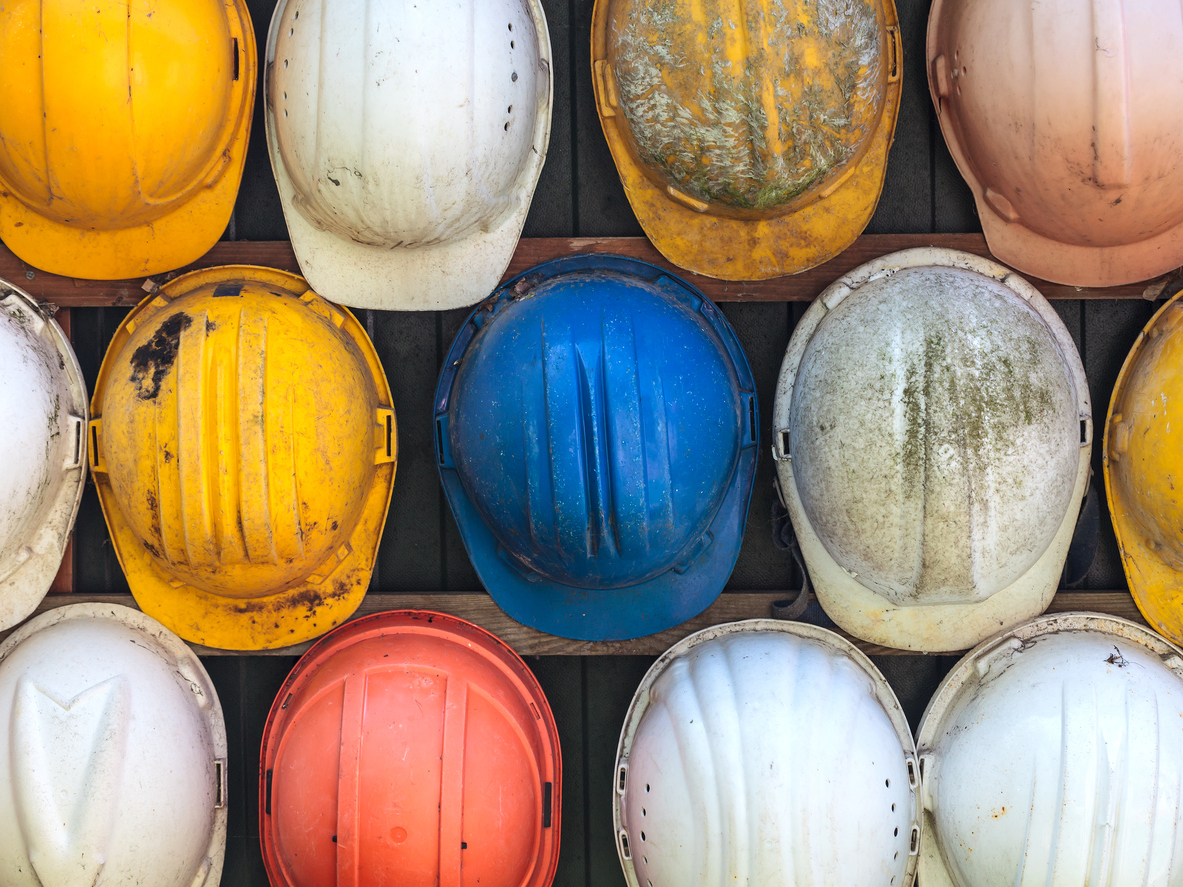 The construction industry is the most male-dominated sector in Australia with women making up only 12% of the workforce.