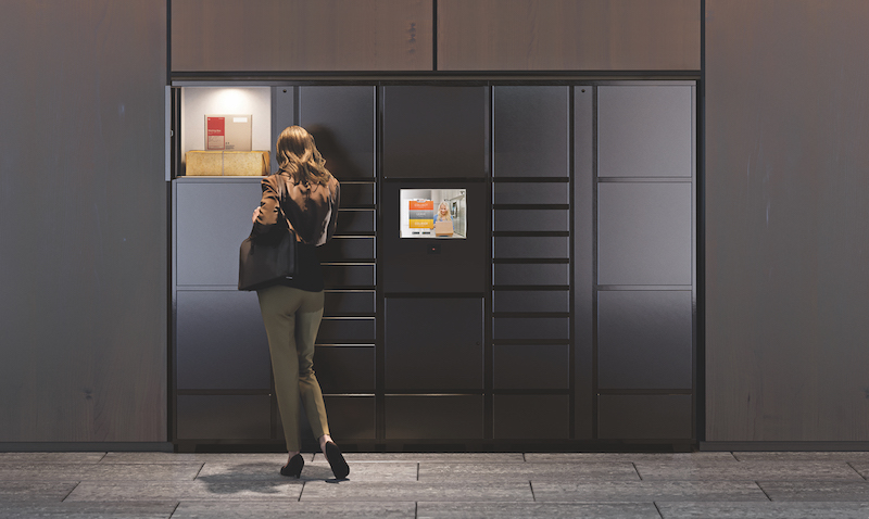 ? State-of-the-art technology with creative design to deliver secure, convenient, custom-built parcel locker and mailbox solutions, for residential and commercial buildings.