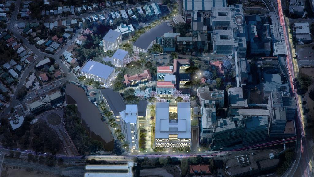 Avenor worked on Herston Quarter on behalf of Australian Unity – a major urban renewal project in Brisbane.