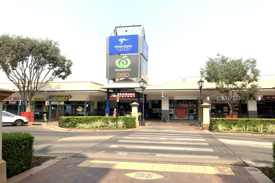 Image of the Riverdale Shopping Centre in the central west NSW city of Dubbo, which Sentinel sold for more than $20 million earlier this year, reducing its retail footprint even before the sale of City West Plaza, in Melbourne's Sunshine.