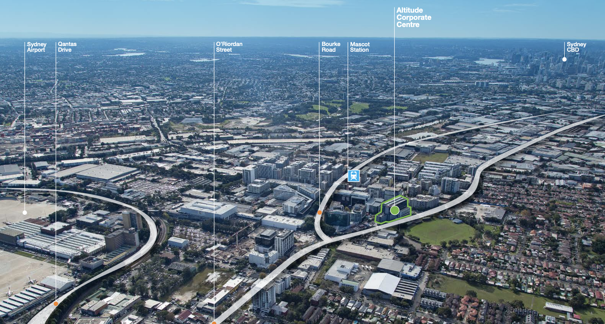 ▲ Cromwell has snapped up Goodman Group's Altitude Corporate Centre for $113.28 million.