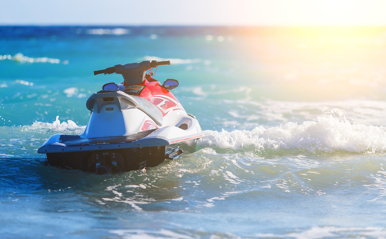 Boats and jet skis can no longer be used to prop up the balance sheet.