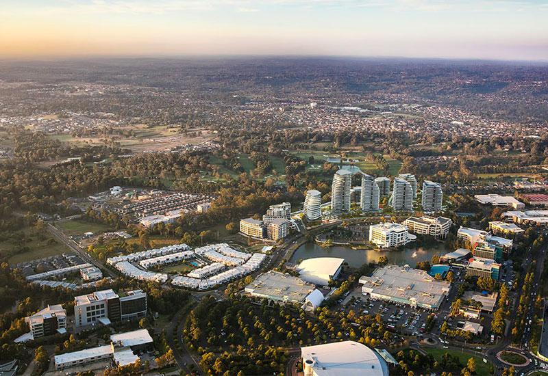 Norwest Business Park Sydney Development Project
