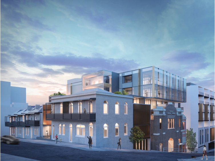 Iris Capital's East End masterplan will see the construction of 500 units across the 1.6-hectare site.