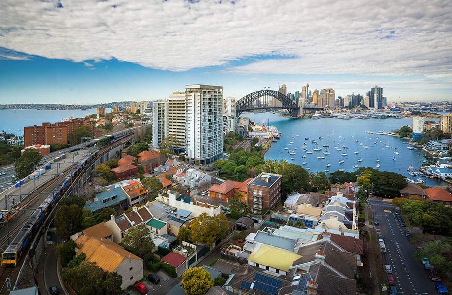 Since peaking in July 2017, Sydney dwelling values have fallen by 13.2% to February 2019.
