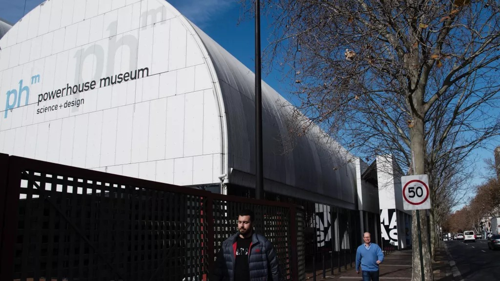The NSW government is reportedly looking at rezoning the current site of the Powerhouse Museum in Sydney's Ultimo.