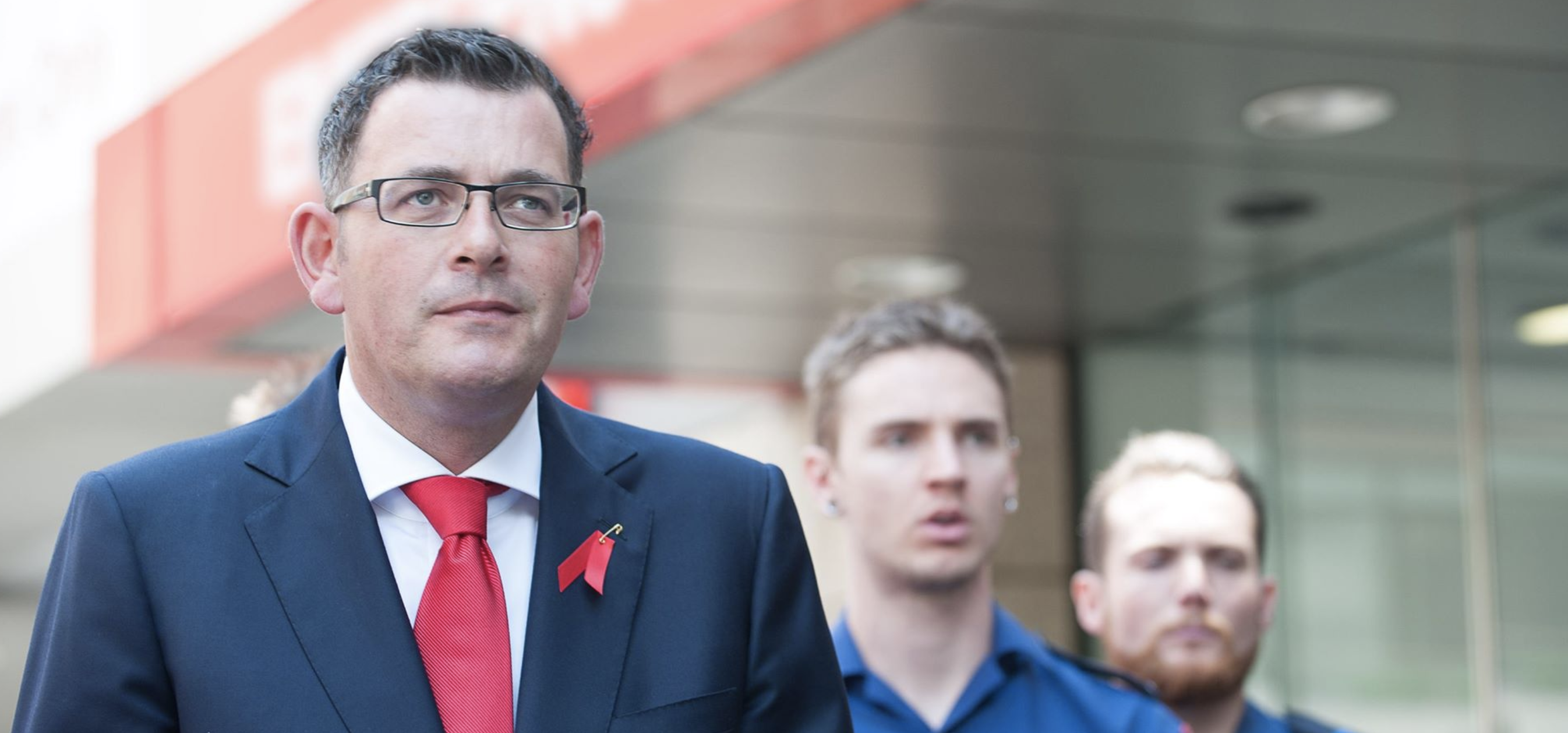 Daniel Andrews becomes the 48th Premier of Victoria