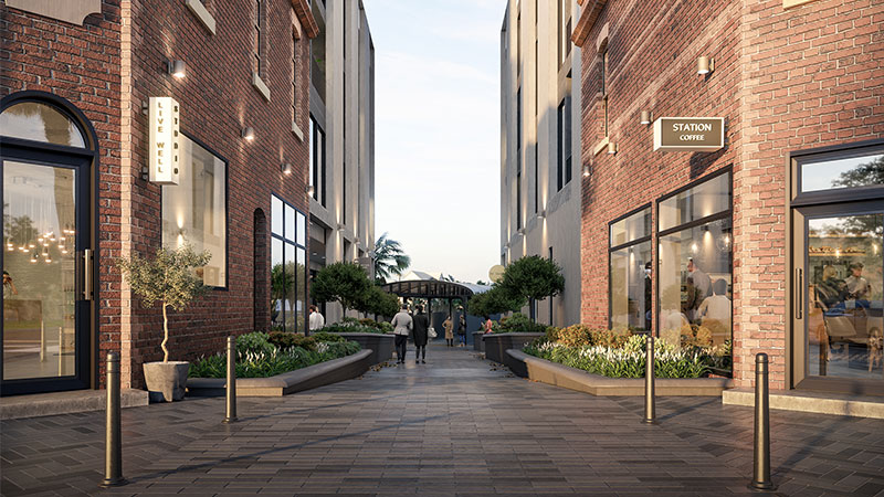 ▲ Kokoda Property has been given the green light by the City of Stonnington for its $250 million- dollar landmark Malvern Collective development.