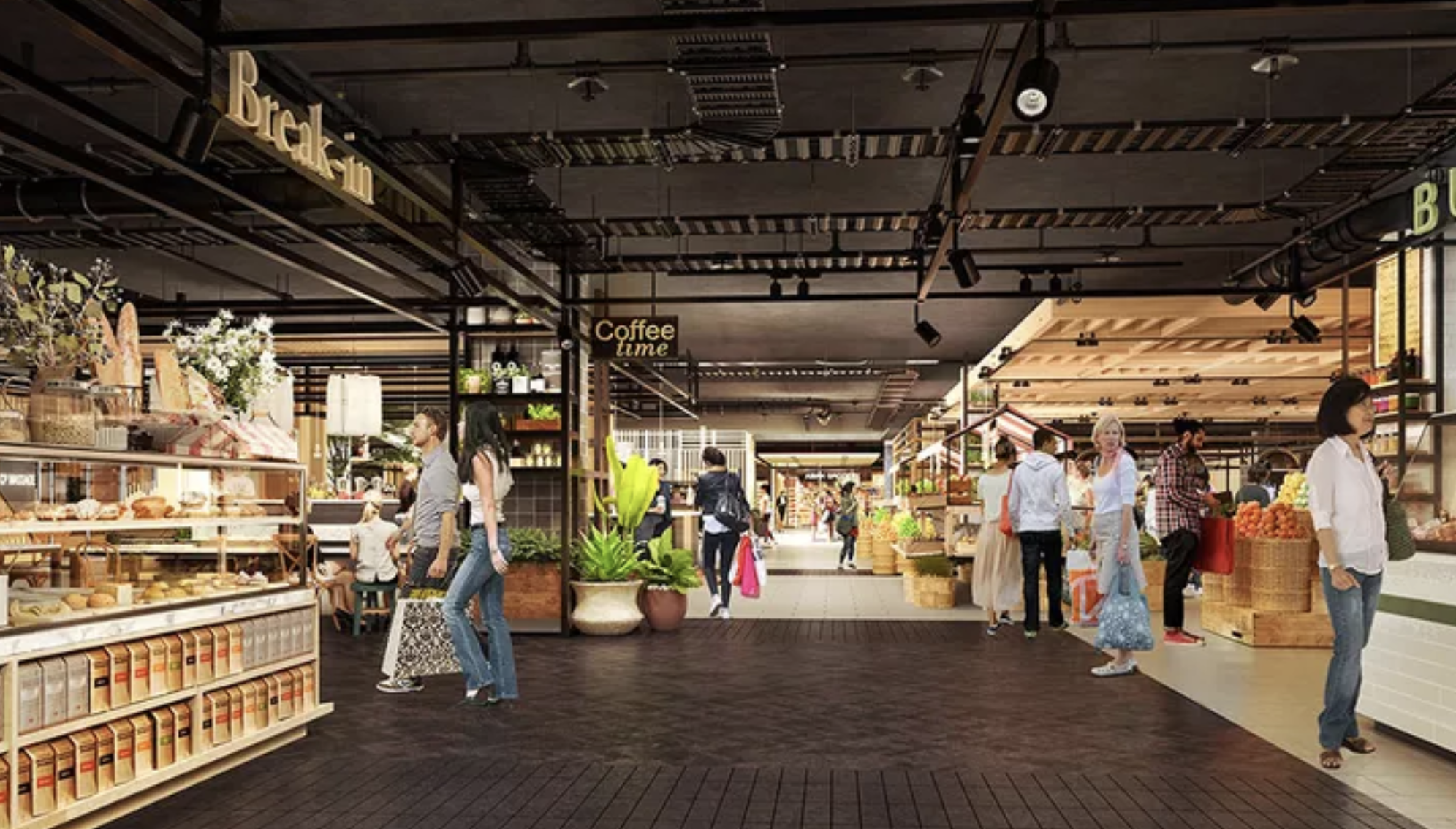 Vicinity announced in August it will spend million $90 million revamping Roselands Shopping Centre in Sydney's west.