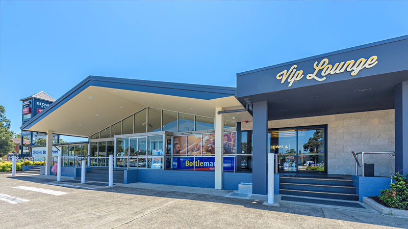 ▲ The Bidwill Hotel operates a 2am liquor licence with 30 gaming machines.