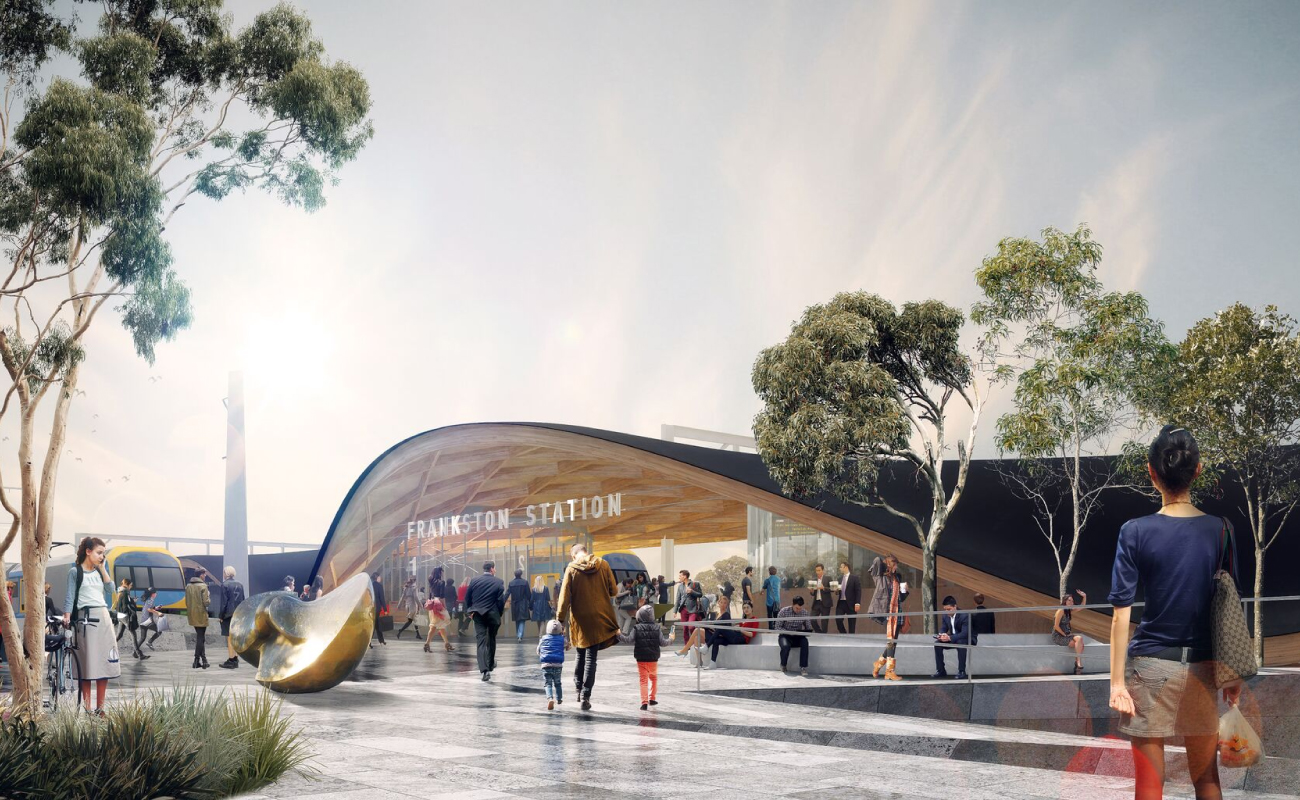 Frankston Station Competition, VIC