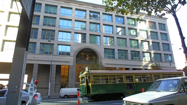 ▲ The Australian Federal Police's current headquarters at 383 La Trobe Street in Melbourne's CBD.