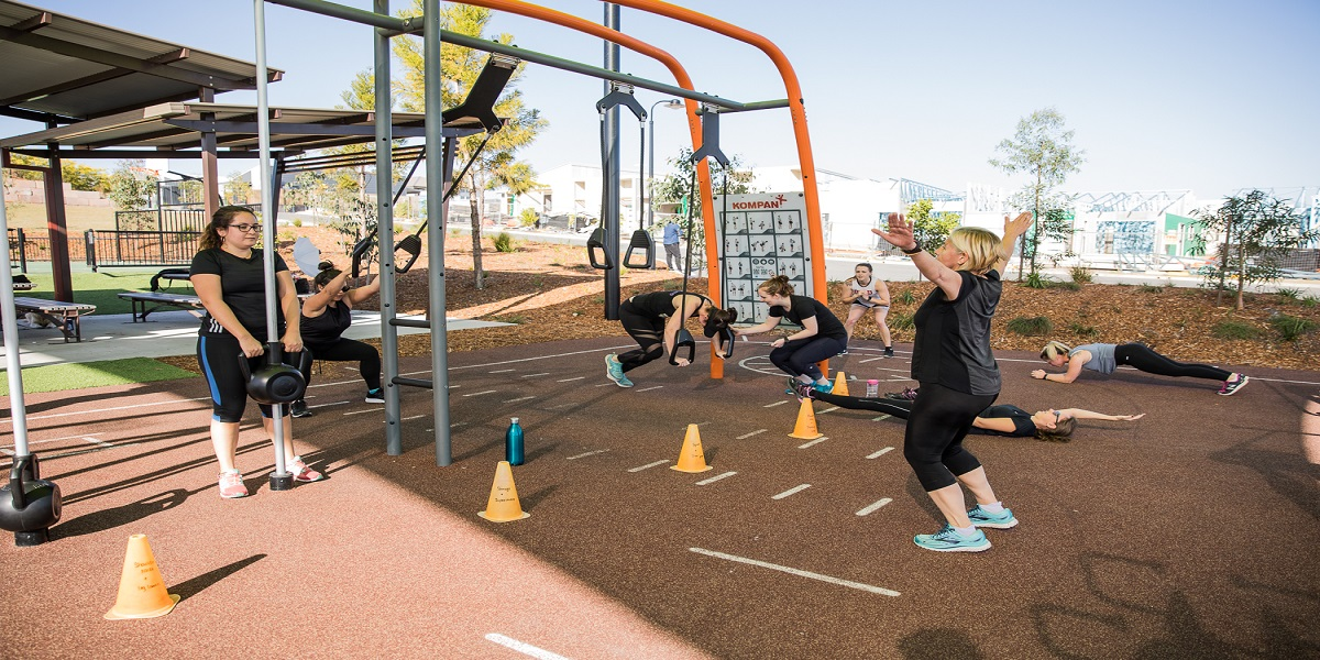 First-home buyers and young families are one of the key target markets for residential developments. Playgrounds and outdoor fitness parks play a major role in attracting this market and are an integral part of their buying decision.