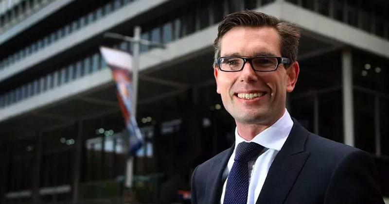 The NSW government's plan to index stamp duty thresholds was announced by New South Wales treasurer Dominic Perrottet.