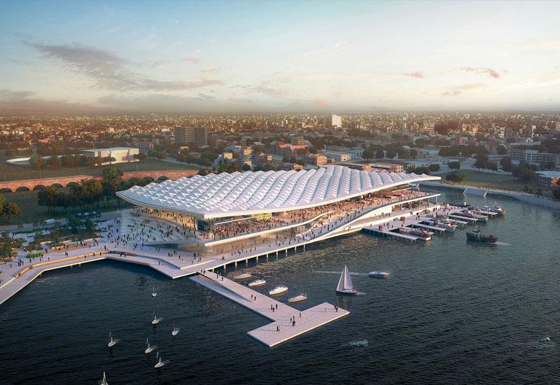 Sydney Fish Market Development Project