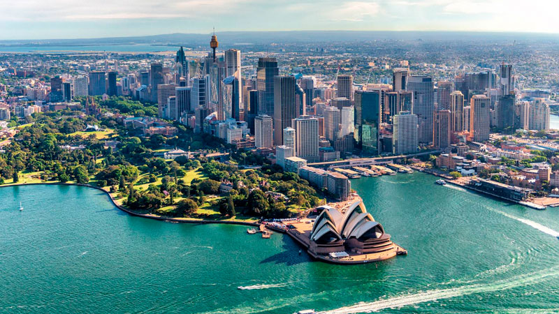 ▲ Sydney's apartment market trough is to settle in earlier than expected, according to JLL.