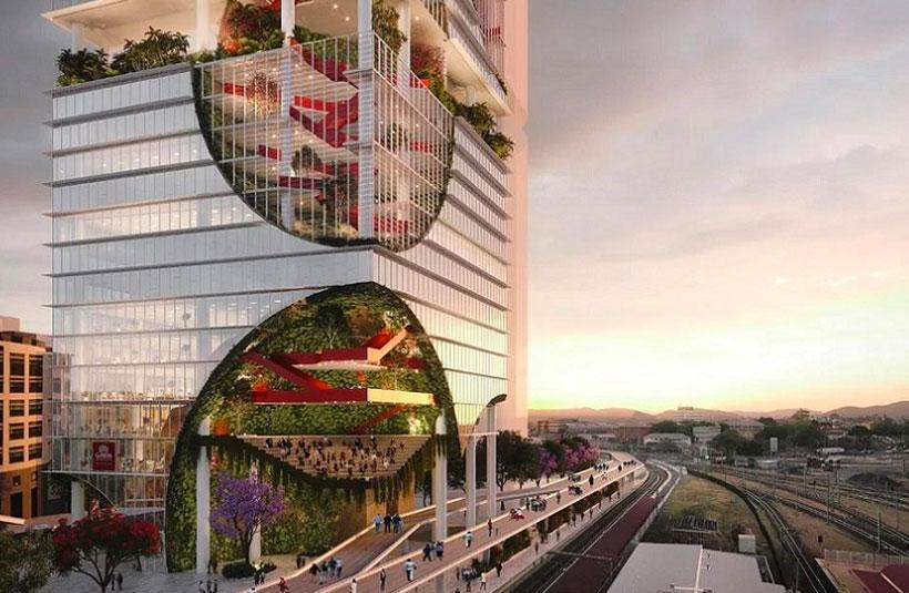 Griffith University Brisbane CBD development project