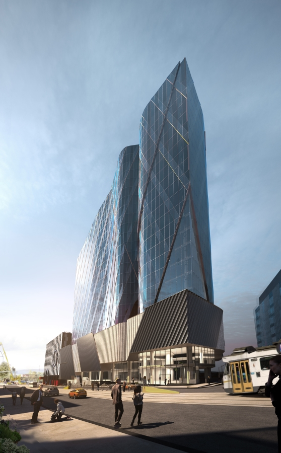 Probuild was recently announced as the head contractor at 1000 La Trobe Street, a 40,000 commercial office for Poly Australia