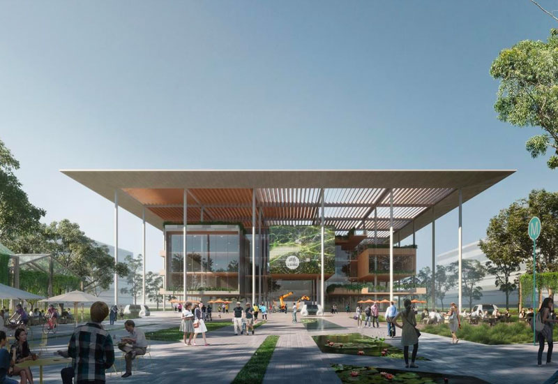 Western Sydney Aerotropolis Development Project