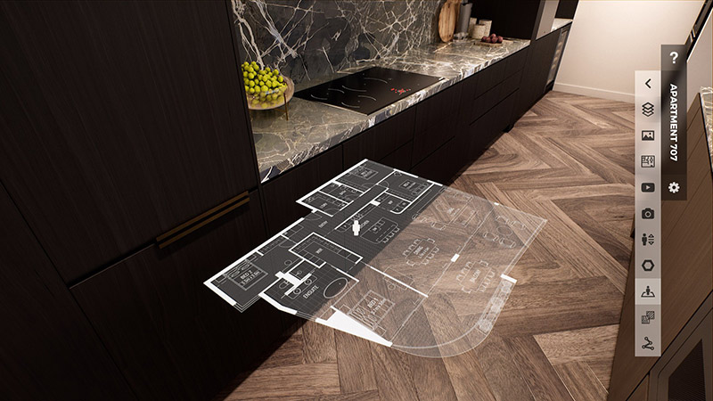 ▲ Developwise-The-Sanctuary-interactive-floor-plan