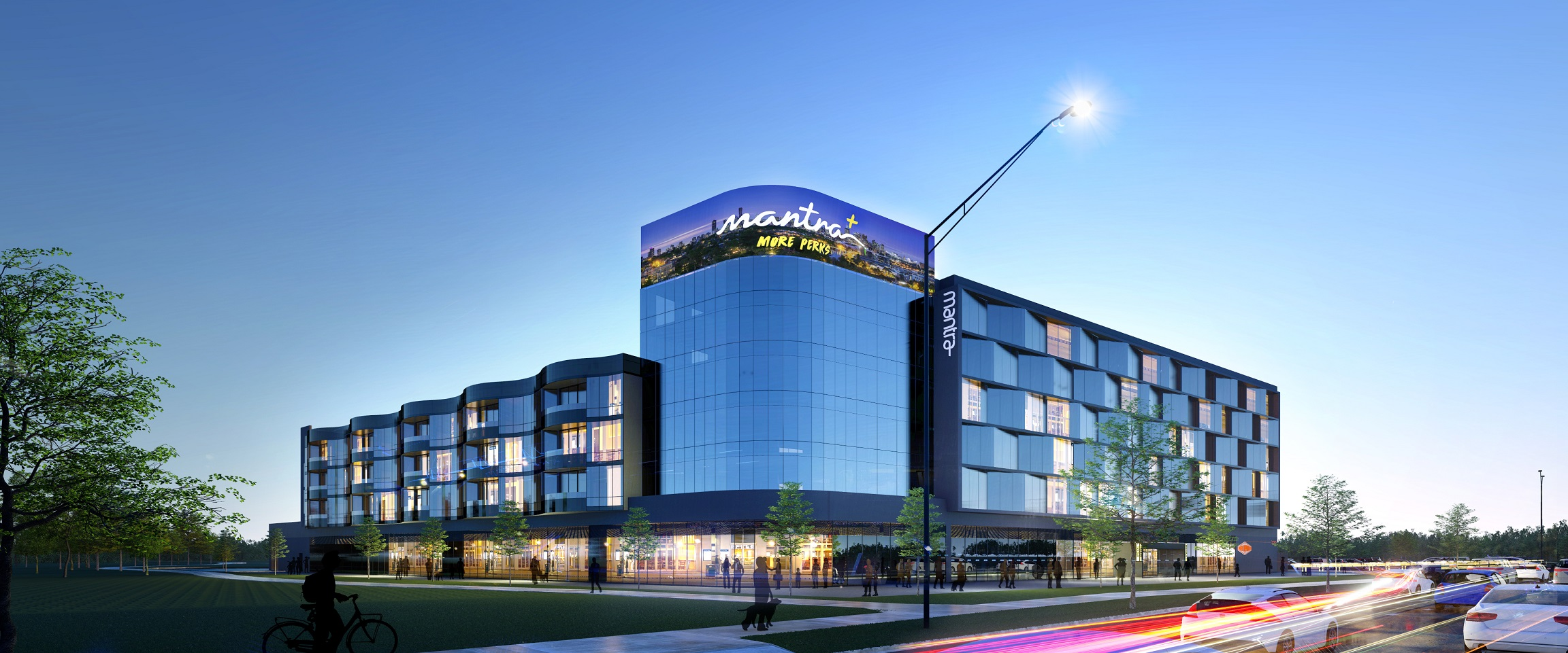 Mantra Epping, a new-build $80 million hotel development in Melbourne's booming north, is on track to open in May 2019.