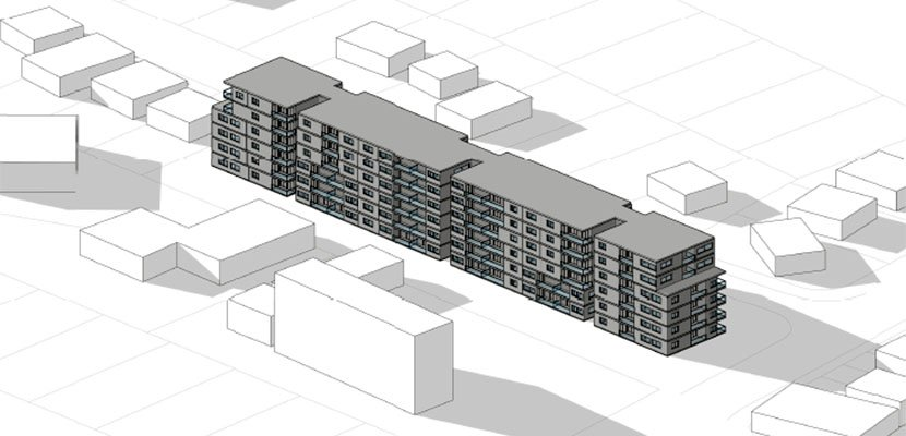 At the click of a button, instantly generate townhouse and apartment designs that meet Government guidelines.