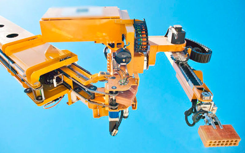 Perth-based Fastbrick Robotics has partnered with global construction giant Caterpillar to commercialise, manufacture and distribute the Hadrian XTM bricklaying robot.