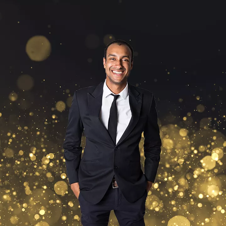 Award-winning comedian Matt Okine will host the TUD Awards.