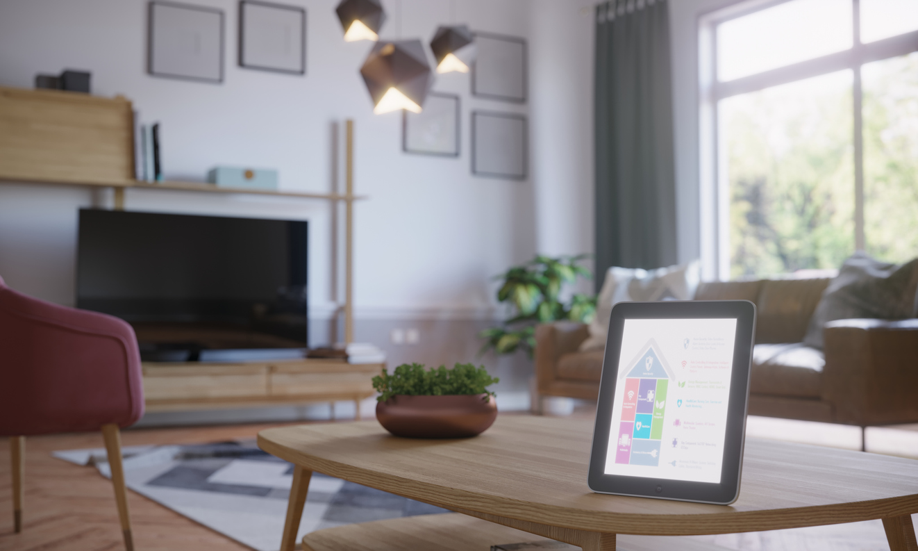 ▲ The proliferation of devices in our homes, many of which require an internet connection to function properly, has made high-speed solutions an important conversation for property developers.