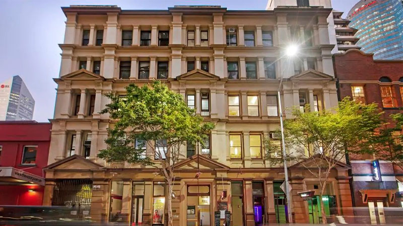 ▲ Sydney investor Fife Capital has acquired the historic Metro Arts building for $11 million.