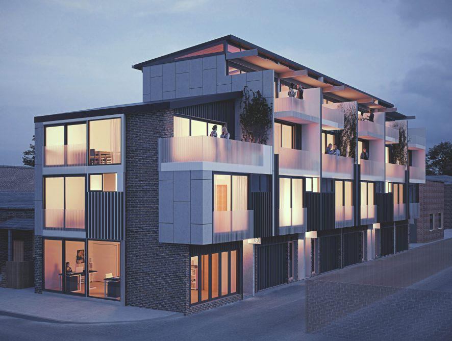 Union St Brunswick by Property Collectives, The Future