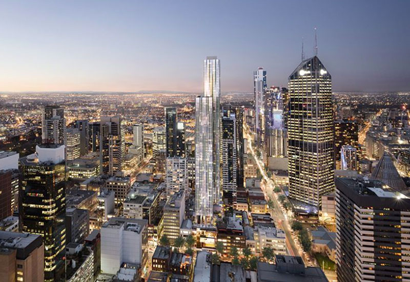 380 Lonsdale Street Melbourne Development