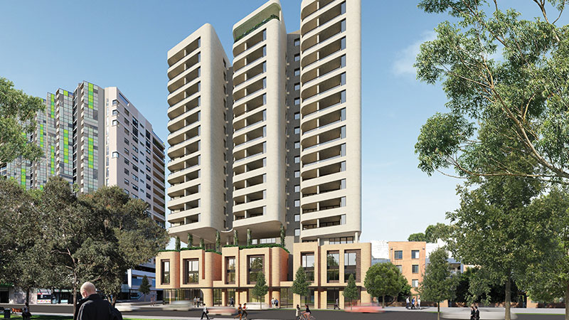 Plans for 11 Gibbons Street Redfern