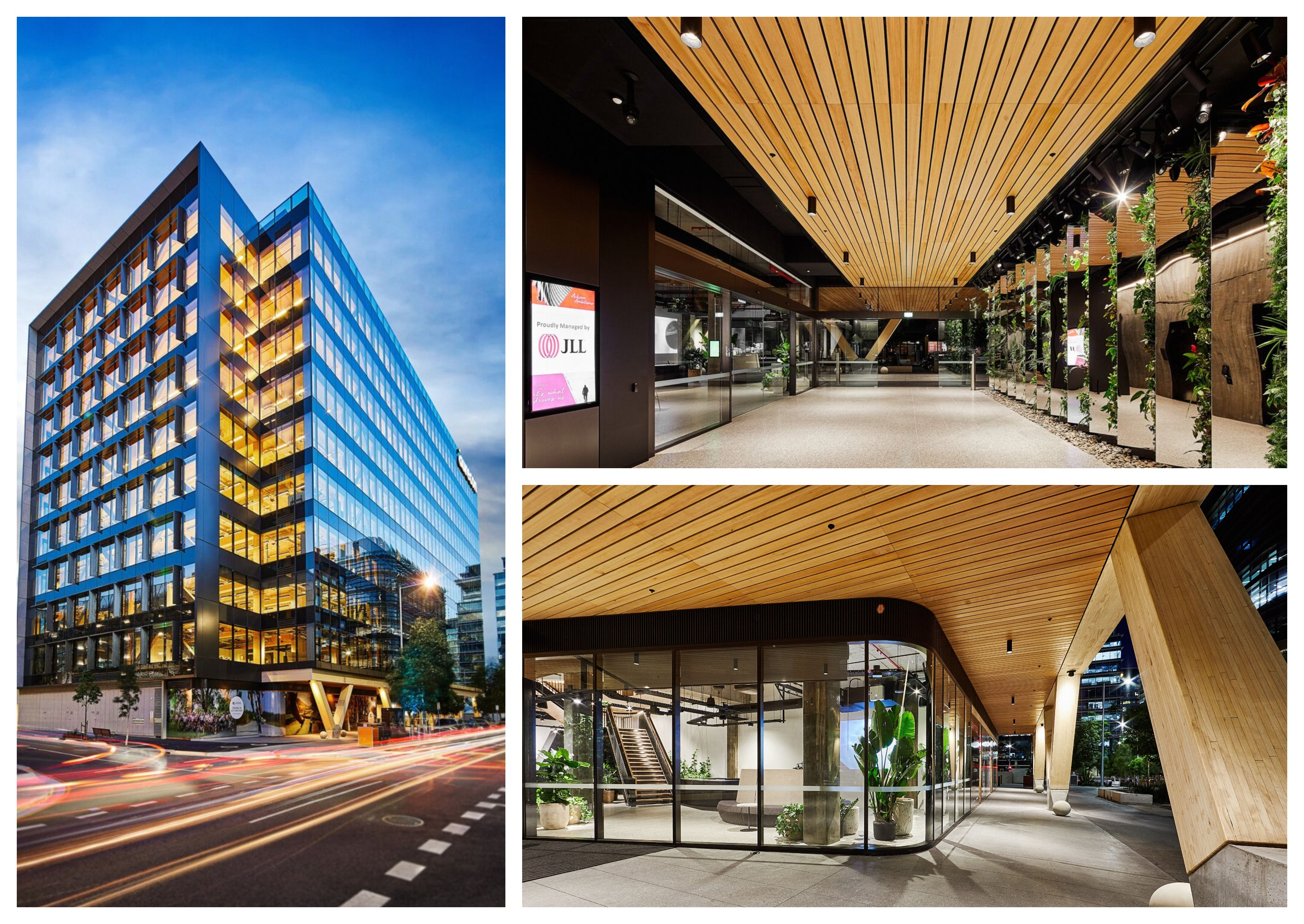 25 King Street is Australia's tallest commercial timber tower