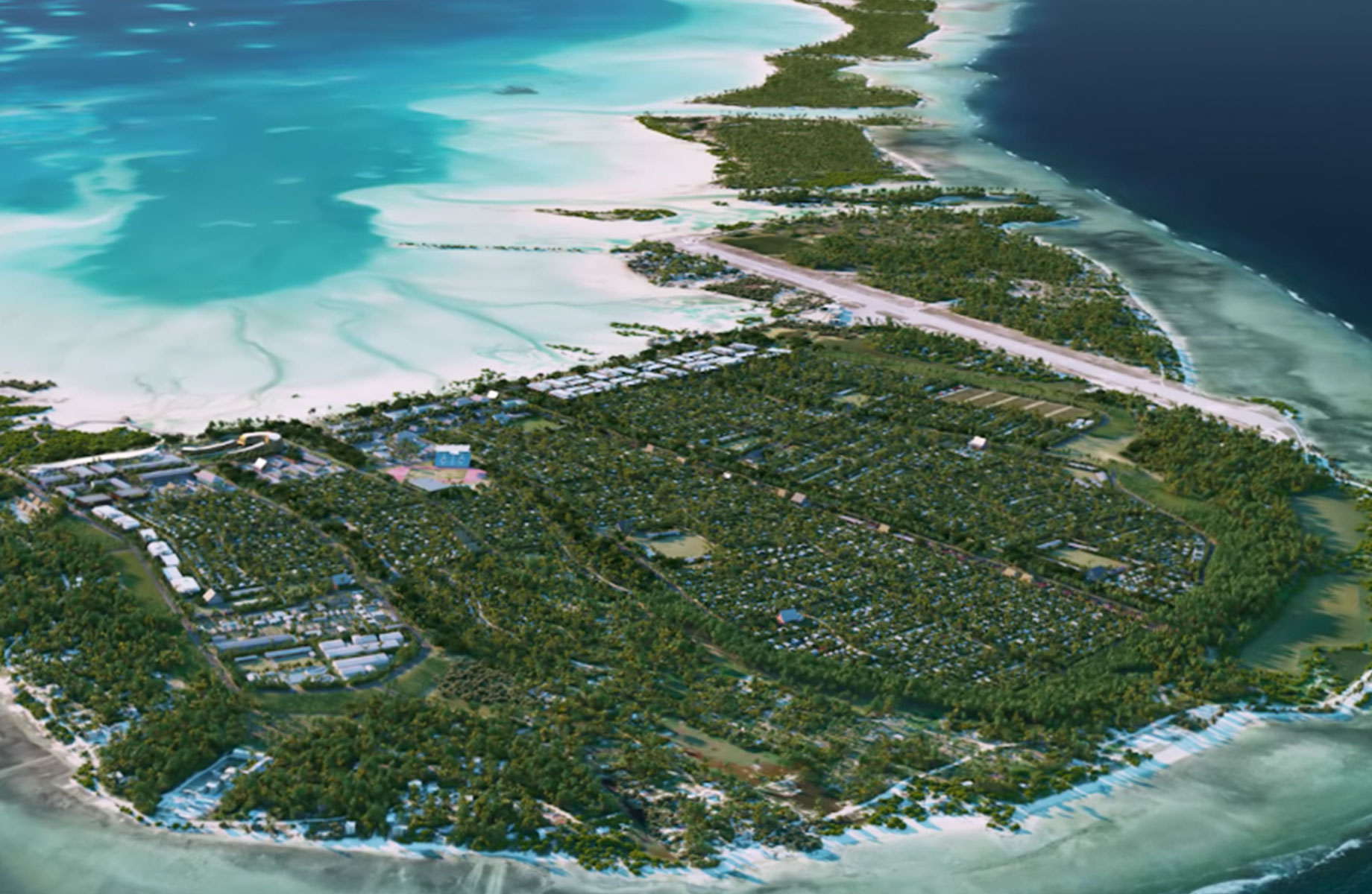 Temaiku Land and Urban Planning, Kiribati - Jacobs