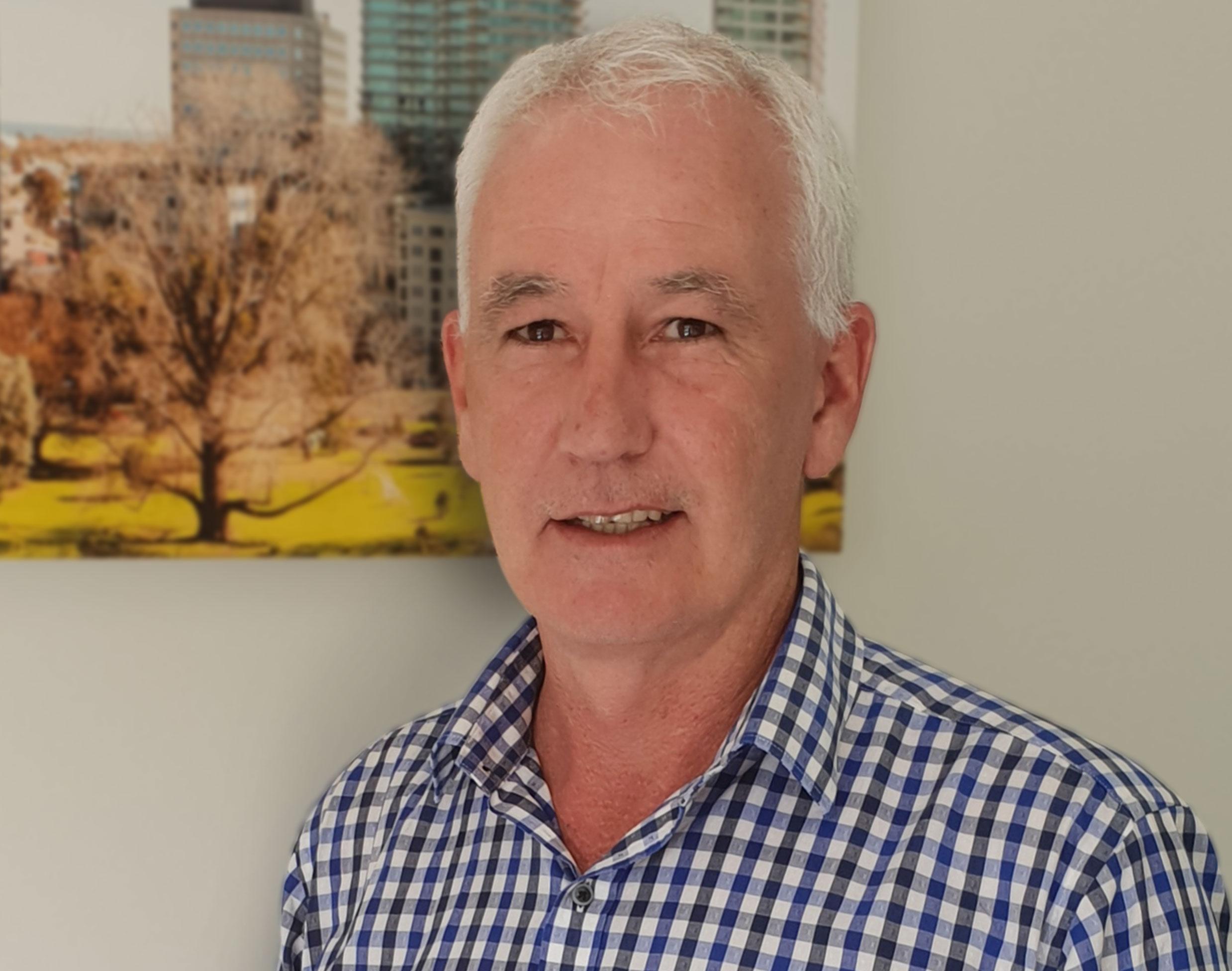 VBCS senior business development manager Greg Cates.