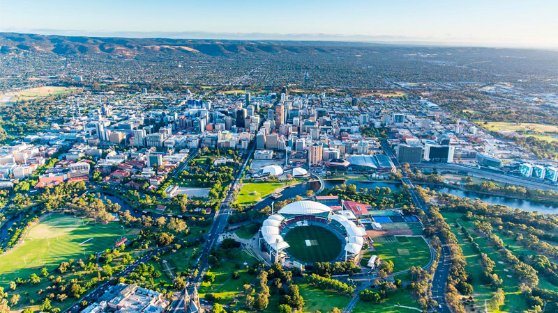 ▲ Smaller housing markets such as Adelaide have seen better capital growth results since March.