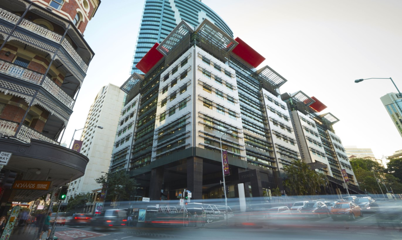 WeWork will open their Brisbane location in late 2018.