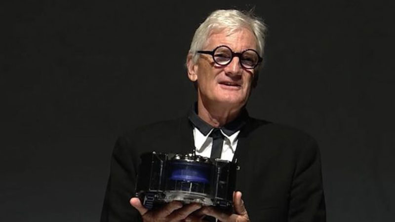 Sir James Dyson has purchased Singapore's priciest apartment, a three storey 'super penthouse'