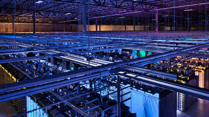 ▲ Companies such as Facebook, Google, Amazon Web Services (AWS), and Microsoft are amongst the largest companies focusing on the development of modular and hyperscale data centre construction facilities.
