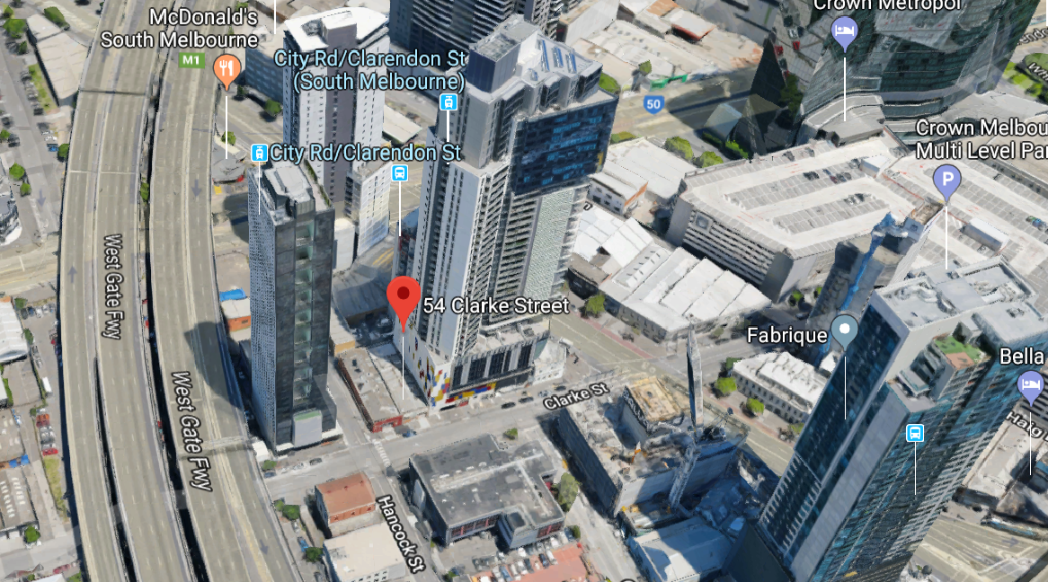 Hallinan said he planned to re-enter the off-the-plan selling market starting with a 24-storey 100-unit development at 54 Clarke Street, Southbank.